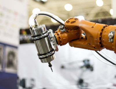 ¿Sabe qué es la automatización industrial?