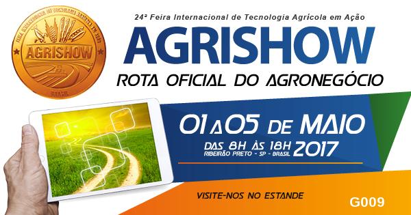 Visite a Dynapar na Agrishow 2017 e conheça de perto nossas soluções para o mercado agrícola