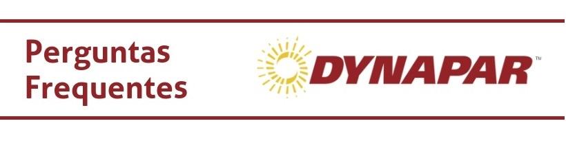 Qual é o tempo de garantia dos encoders Dynapar?