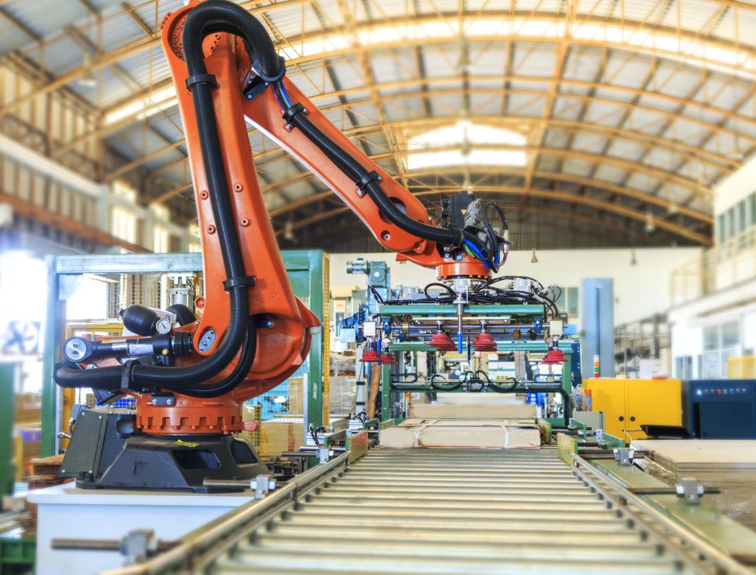 Encoder para Robôs: conheça o Hengstler AM64
