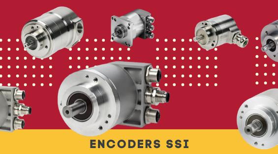 Overview de Encoders SSI