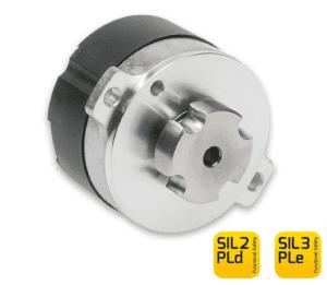 Foto do produto Encoder Absoluto Hengstler AD37 – Segurança funcional